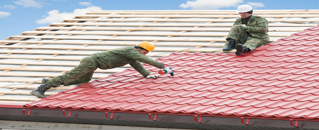 Approach certified Roofing Contractors for quality service