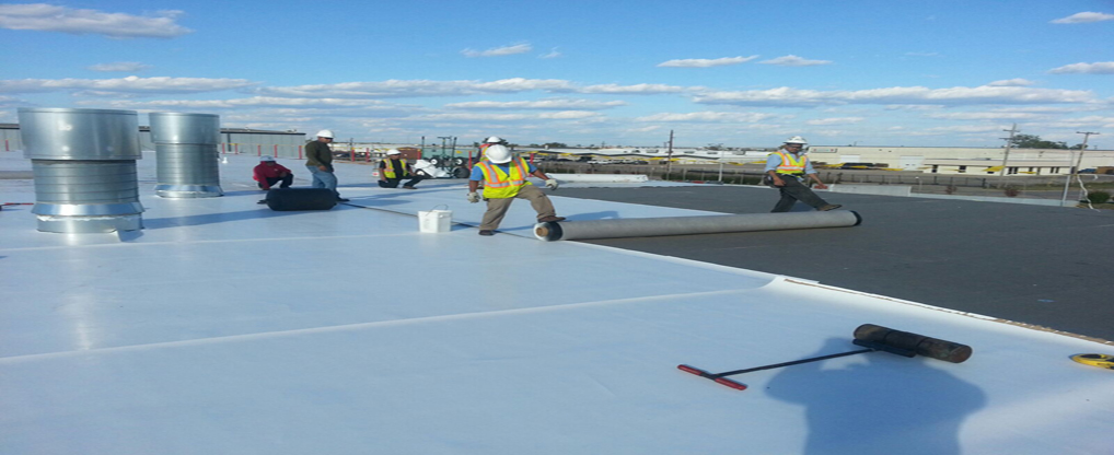 Attractive Commercial Roofing Contractor   For Strong And Quality Roofing